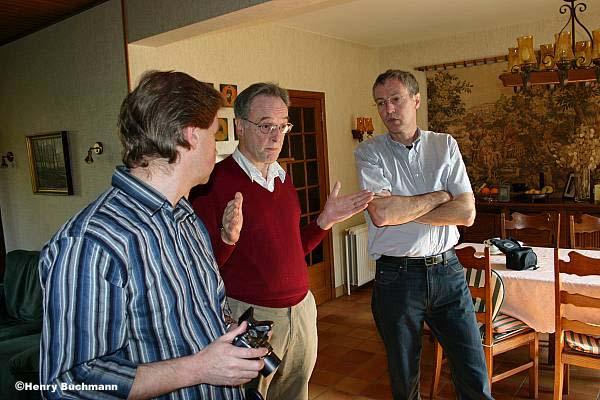Marcel Dielen,Arsene,Charles